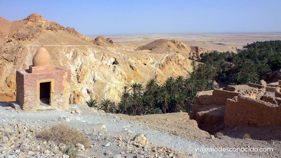 Viaje a Túnez: Chebika y Tamerza