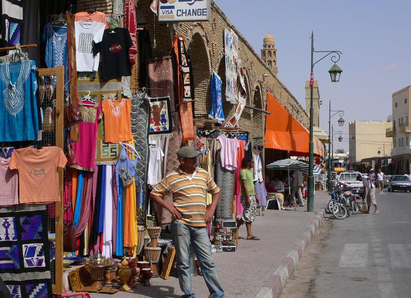 Viaje a Túnez: Droit de Photo