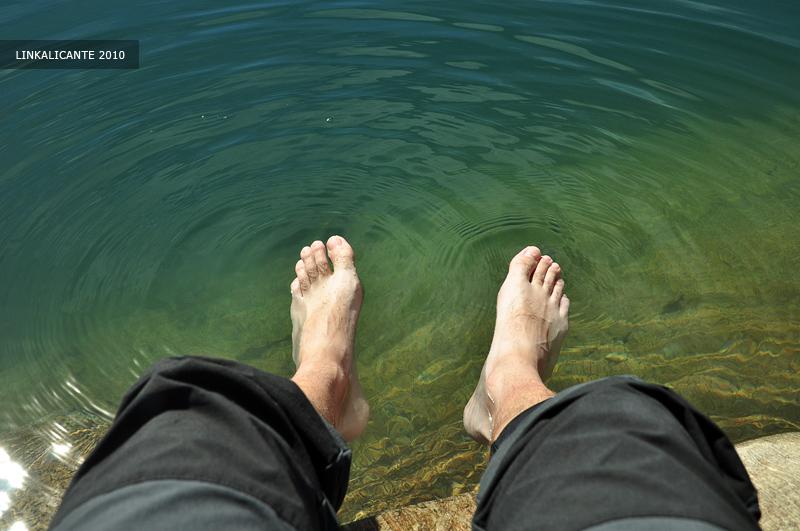 Viaje a Alpes. El Lac Noir