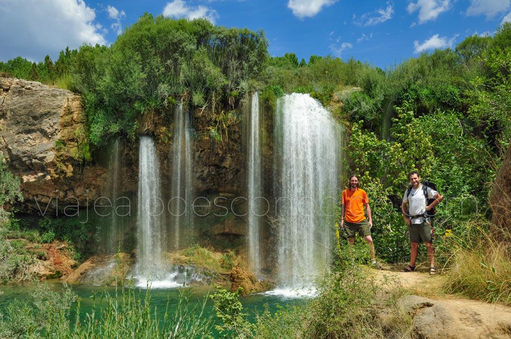 Cascada Molino San Pedro, Teruel