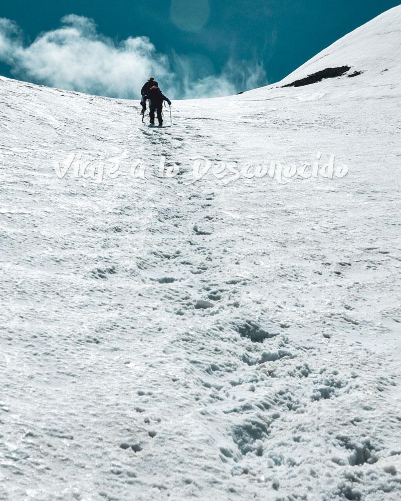 Subida a Monte Perdido desde Góriz