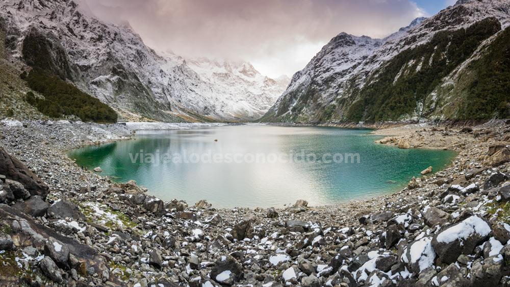 Lake Marian Track, Nueva Zelanda