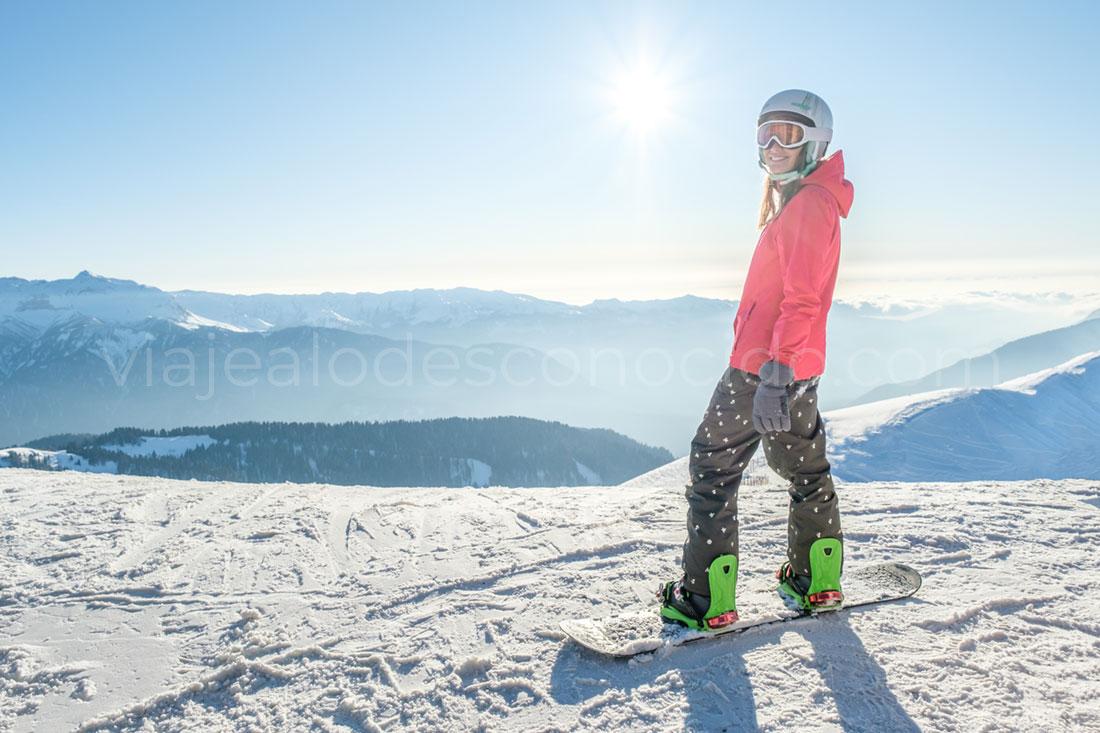 Mejores lugares para snowboard en Pirineos